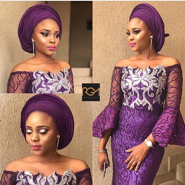 latest aso ebi styles for ladies 4