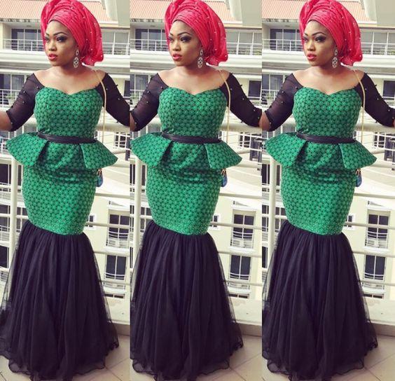 latest aso ebi styles for ladies 9