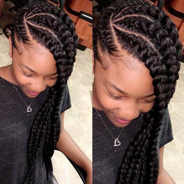 2018 braid styles beautiful braids