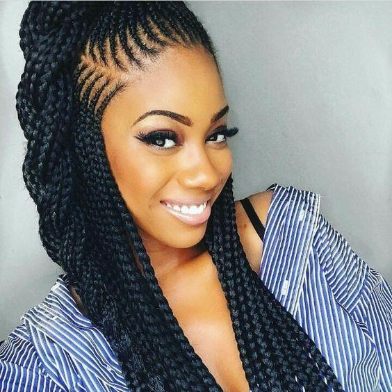 Braided Hairstyles Top Amazing Braids Styles Ladies