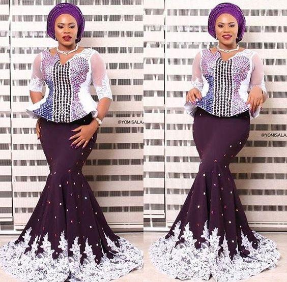 Aso Oke Dress Designs