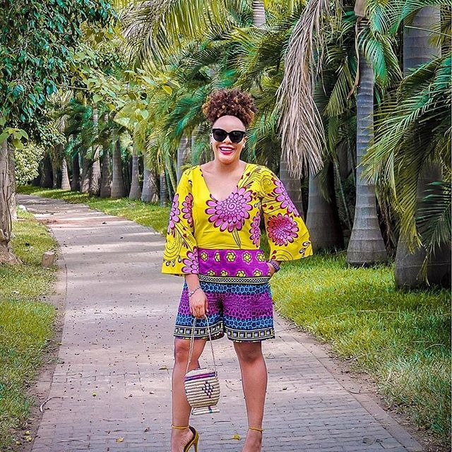 African Attire Dresses for Young Ladies