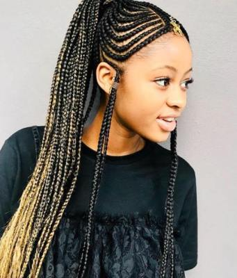 Fulani Braids 2018: Braided Hairstyles you will Love!