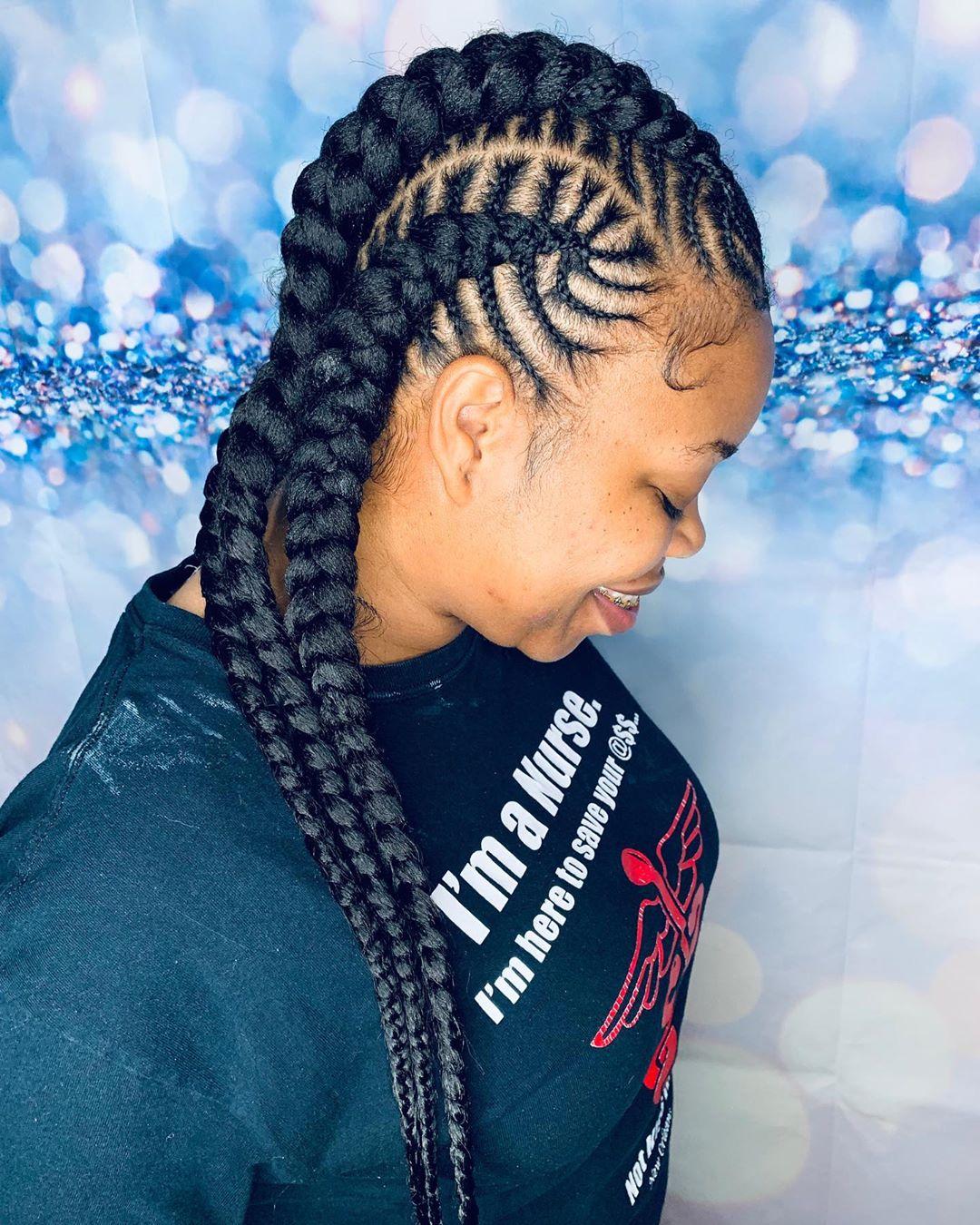 2020 African Hair Braiding Styles  Super Flattering ...