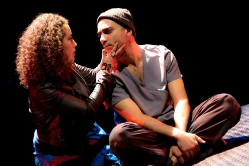 Alina Maldonado and Maboud Ebrahimzadeh