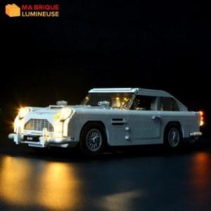 Kit led à câbler pour Aston Martin DB5 LEGO® 10262
