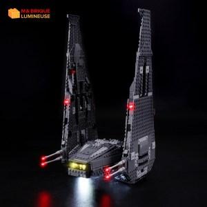 Kit led à câbler pour Kylo Ren's Command Shuttle LEGO® Star Wars 75104