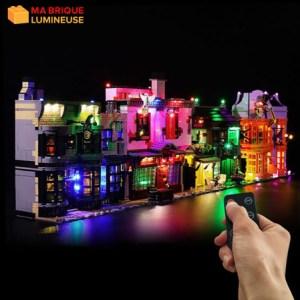 Kit led à câbler pour Le chemin de traverse LEGO® Harry Potter 75978