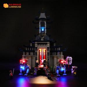 Kit led à câbler pour Le temple Ninjago LEGO® 70617