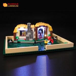 Kit led à câbler pour Livre pop-up LEGO® Ideas 21315
