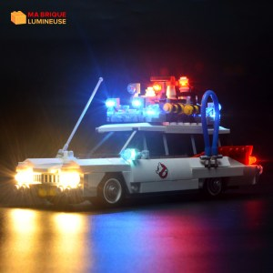 Kit led à câbler pour SOS Fantômes Ecto 1 LEGO® Ideas 21108