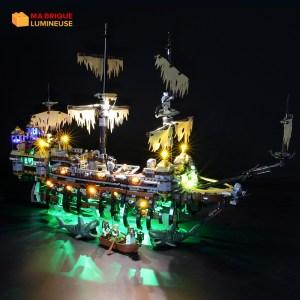Kit led à câbler pour le Silent Mary LEGO® Disney 71042