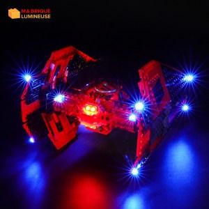 Kit led à câbler pour le TIE Fighter de Major Vonreg LEGO® Star Wars 75240