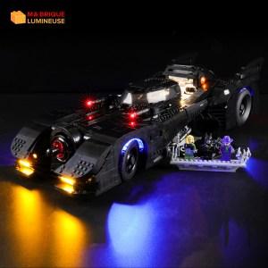 Kit led à câbler pour La batmobile LEGO® DC super heroes 76139