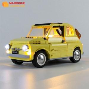 Kit led précâblé pour Fiat 500 LEGO® Creator 10271
