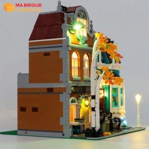 Kit led précâblé pour La librairie LEGO® 10270