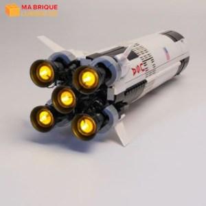 Kit led précâblé pour Nasa Apollo Saturn V LEGO® 21309