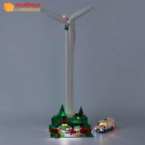 Kit led précâblé pour l'Eolienne Vestas LEGO® Creator 10268