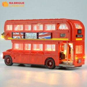 Kit led précâblé pour le Bus Londonien LEGO® Creator 10258