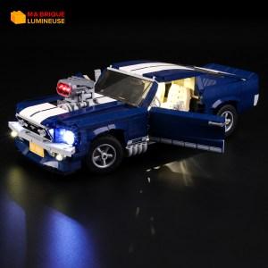 Kit led précâblé Ford Mustang LEGO® Creator 10265
