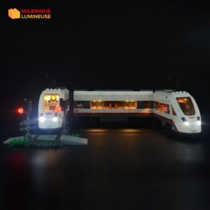 Kit led précâblé pour Le train de passagers LEGO® City 60051