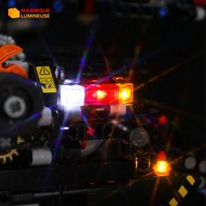 Kit led précâblé pour Grue tout terrain LEGO® Technic 42082