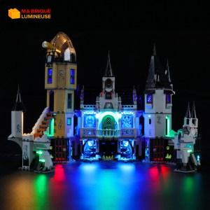 Kit led précâblé pour La forteresse hantée LEGO® Hidden Side 70437