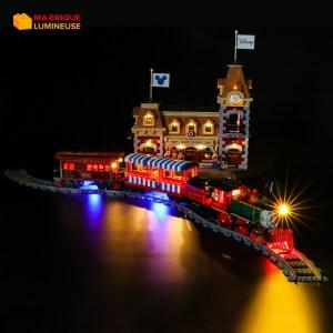 Kit led précâblé pour Le train Disney LEGO® 71044