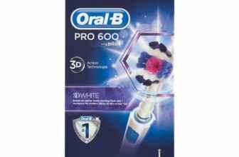 Pourquoi opter pour la brosse Oral B Pro 600 white & clean ?