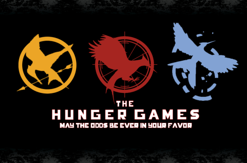 Hunger Games Trilogy Banner