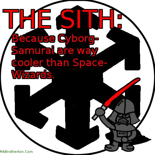 Cyborg-Samurai
