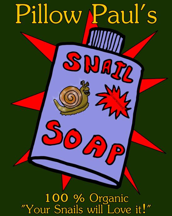 Snail-Soap