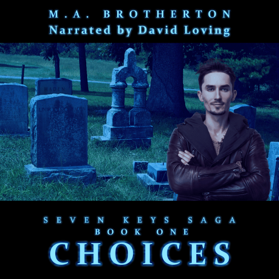 Choices Audiobook Cover