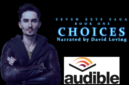 Choices is now an Audiobook!