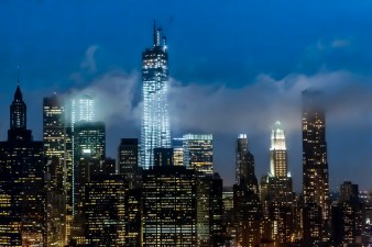 One World Trade Center - Above The Clouds - Fine Art Photographer - Houston - Mabry Campbell