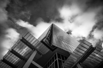Wings Of The Shard - Fine Art Photographer - Houston - Mabry Campbell