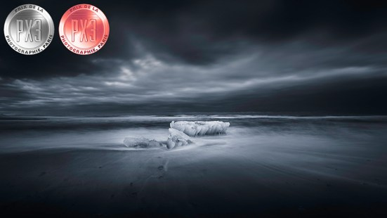 2015 PX3 - Kinda Blue ~ Ice Rising
