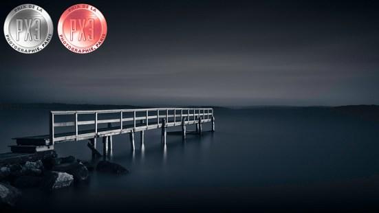 2015 PX3 - Kinda Blue ~ Onsala Pier
