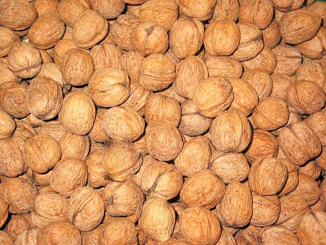Gâteau aux noix sans farine