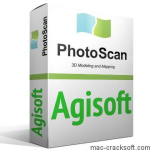 Agisoft Photoscan Professional 1.4.2 Mac Crack+License Key