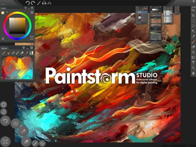 Paintstorm Studio 2.30 Mac Crack