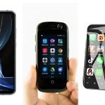 Amazonで買える小型のスマートフォンを紹介