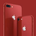 『iPhone 8/ 8 Plus』の(RED)モデル発表!予約受付4月10日、4月13日に発売