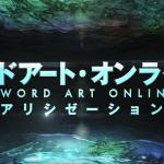 TVアニメ「ソードアート・オンライン アリシゼーション」の新PVが公開!10月放送開始