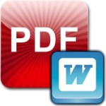 Aiseesoft PDF to Word Converter