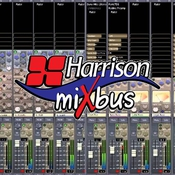 Harrison Mixbus logo icon