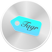 Tagr helps you organize your music collection icon