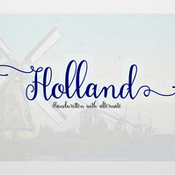 creativemarket_holland_font_366336_icon