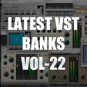 Latest vst banks vol 22 logo icon