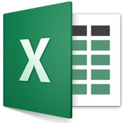 Excel 2016 for mac 15 logo icon